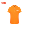 Wholesale oem customized Logo 100% Dry Fit polyester men polo