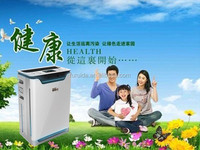 High Sterilization Anion Air humidifier Purifier With Nano Photocatalyst