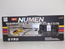3.5CH R/C unmanned superior wireless helicopter toy made in china