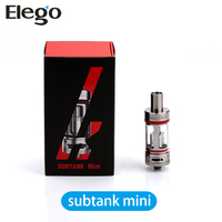 Stock Offer!!!100% Original Kanger Newest Product 4.5ML Kanger Subtank Mini Clearomizer
