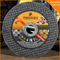 Factory price 4 inch 105x1 mm brake disc