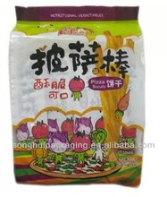 Vegetable stick packing pouch/Food packing bag/Plastic bag