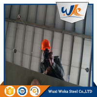 Hairline/Brush/Mirror Polished SUS 201 Stainless Steel Sheet with PVC Coated