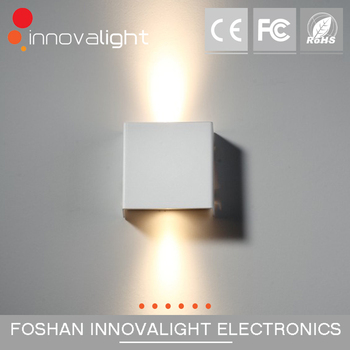 INNOVALIGHT 2W Up and Down Indoor Modern LED Wall Lamp