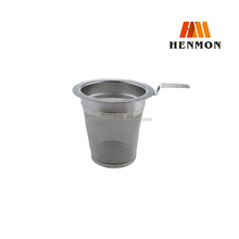 HM-ZJ090 high quality stainless steel tea infuser&tea strainer
