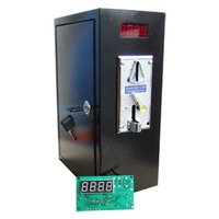 Coin Operated Timer Control Box / coin acceptor