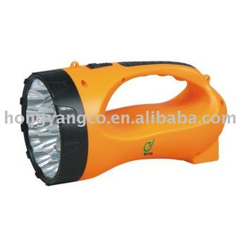 HYD-SL01 18LED Searchlight recharged