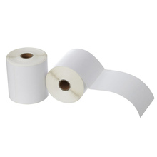 "Promotion 4"" X 6"" Direct Thermal Blank Shipping Labels (250 Labels Per Roll)"