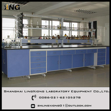 high quality steel floor mounted used school laboratory equipment