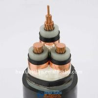 PVC, XLPE insulated low voltage cable