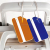 TA60141Aluminum Luggage Tags Holders For Travel