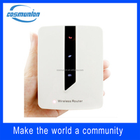 portable 3g wireless wifi router