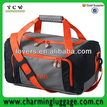 Waterproof sports travel bag