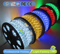 Color Changing 100m led light swimming pool rope light