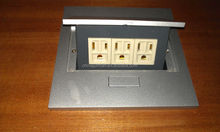 usa socket outlet box for table