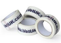 Hand packaging tape printed your brand carton sealing tape