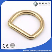 High Quality Handbag Iron D Ring