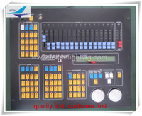 Sunny 512 DMX Console, Led Par Can Light Dmx Controller, Moving Head Stage DJ Lighting Console