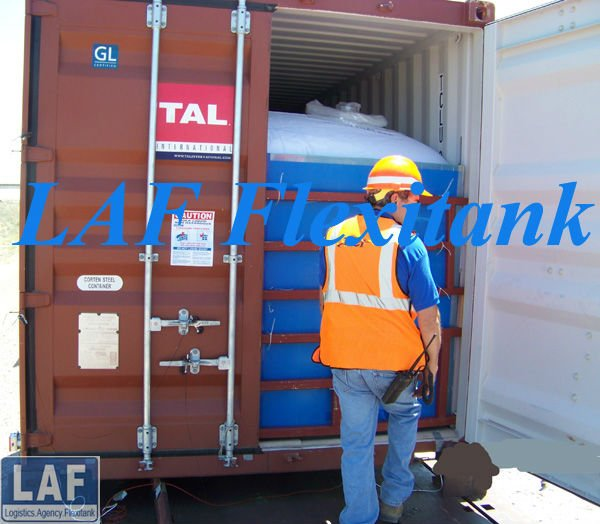 Bulk peanut oil transportted in food grade flexitank with competitive price
