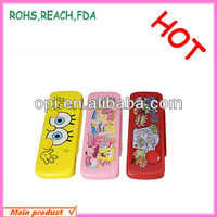 hot selling and fashion velcro pencil case