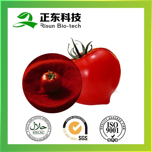 Powder Form and Liquid-Solid Lycopene 5% Powder