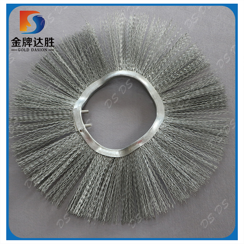 Steel Wire Road Sweeping Brush