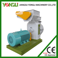YONGLI saw dust squeeze production assembly with CE