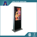 Big Size Digital Touch Screen kiosk Advertising Display terminal