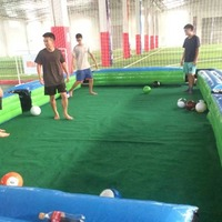 Most Waterproof Beach Soccer Snooker Inflatable