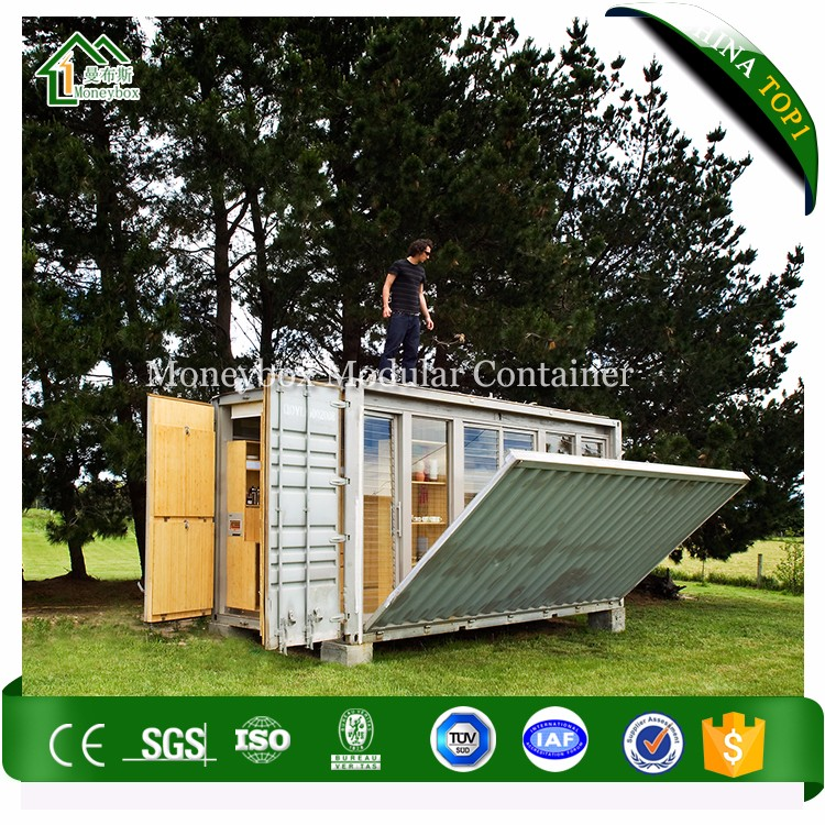 Latest Design Shipping Container Open Side