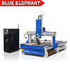 4 Axis Cnc Router Engraver Woodworking Machinery Wood Carving Machine from China for Sale