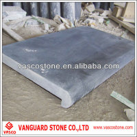 Blue limestone swimming pool coping wholesaler price