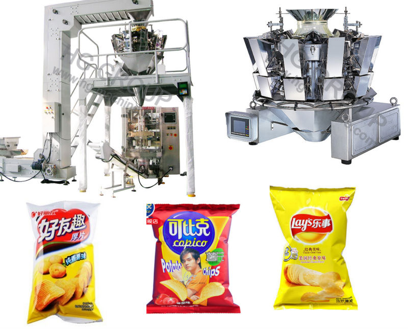 lays chip machine