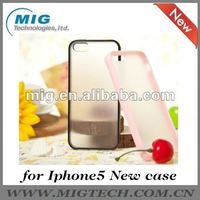 for iphone 5 case bumper with back cove ror iphone 5S