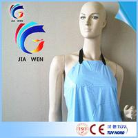 OEM Factory Disposable plastic waterproof butcher aprons made in China