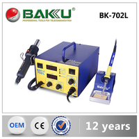 BAKU New Product Best Quality Comfortable Design Top Heater Electronics Soldering Station BK 702L
