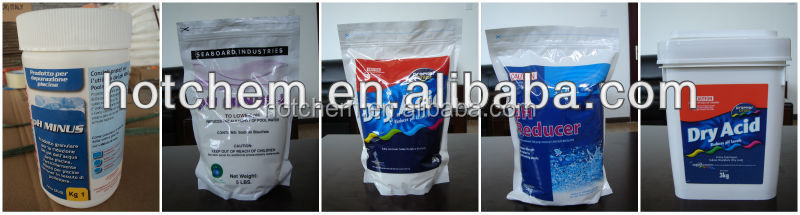 High Quality Low Price Sodium Bisulphate for Swimming Pool Water PH Reducer PH Minus
