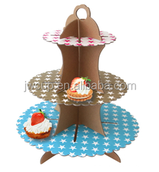 3 Tier Display Tower cake stand for Weddings Party Birthdays Cupcakes