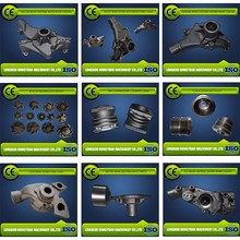 HY cast iron /grey iron parts/shell mold casting/OEM/cusomized