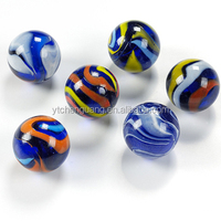 China Colored Glass Marble Ball