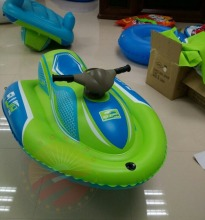 cheap mini inflatable scooter jet ski motor boat for kids