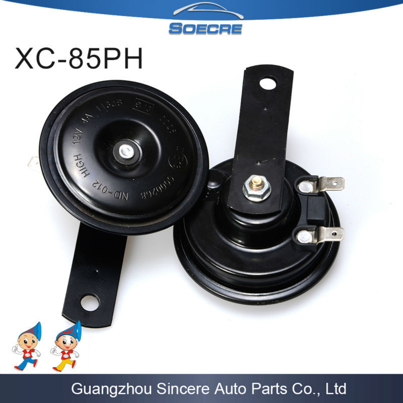 Chevrolet Captiva Car Horn 12V Disc High Quality 50000 Times Long Service Life