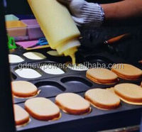 Egg bakery oven prices, automatic egg waffle machine for sale