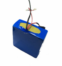 48v 7.8ah 18650 li-ion rechargeable battery for fishing boat,motor skateboard,electric bike
