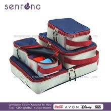 custom all kinds of packing cubes/Travel Cube Organizer weekender travel bag