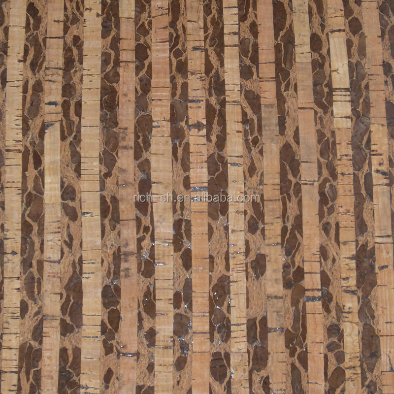 decorative natural cork wall coverings from China RQ-WP021