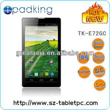 2013 New tablette 3g android 4 / tablettes pc android / tablette pc android 4