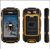Discovery NEW Rugged Durable waterproof Mobile Phone best military grade cell phone for Outdoor Adventure