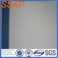 high strong polyester wire mesh sludge dewatering conveyor belt