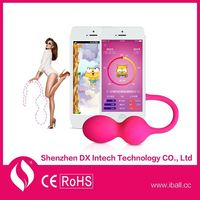 Virgin Trainer Sex products fake penis sex toy, Kegel ball bluetooth APP control rabbit ears sex toy